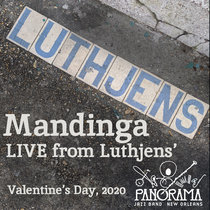 Mandinga (LIVE 2020) cover art
