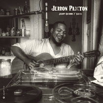Jerron Paxton, 7 Inch Series cover art