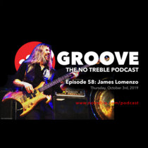 Groove – Episode #58: James LoMenzo cover art