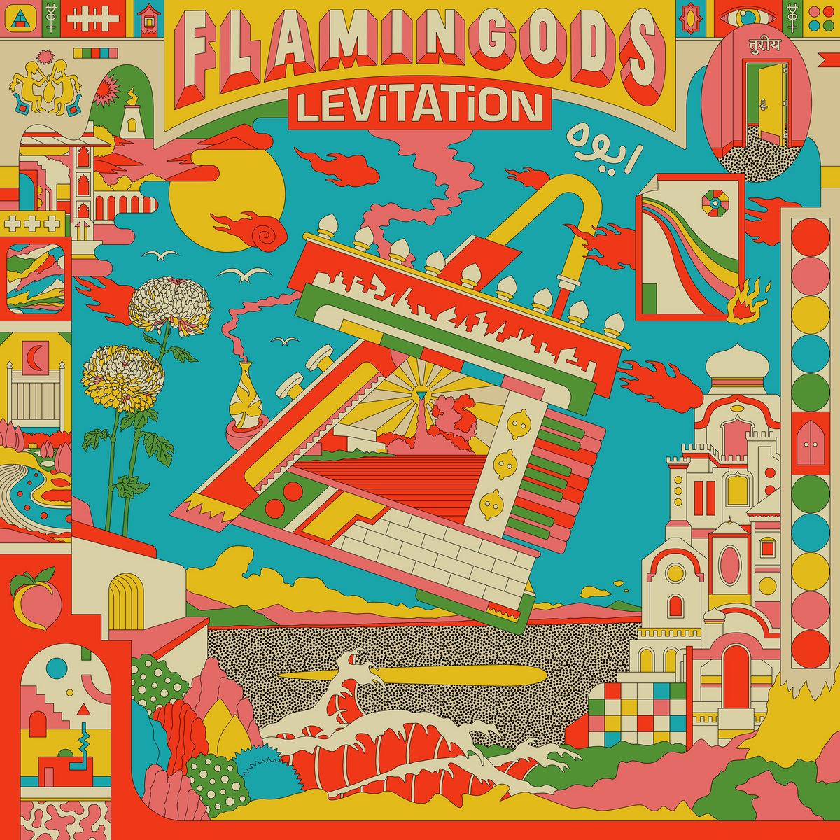 f31de4876fb Levitation. by Flamingods
