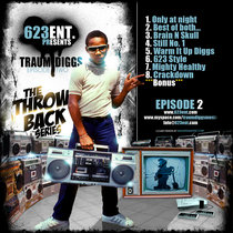 Throwback Series Ep. 2 cover art