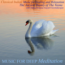 Classical Indian Music for Healing and Relaxation: The Ancient Beauty of the Veena cover art