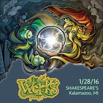 LIVE @ Shakespeare's - Kalamazoo, MI 1/28/16 cover art