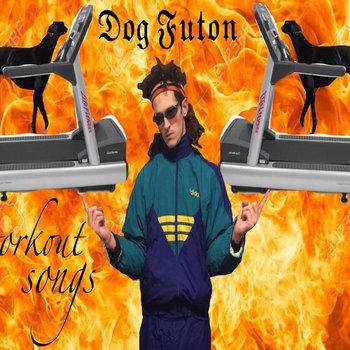Music Dog Futon