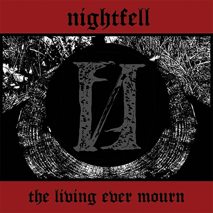 THE LIVING EVER MOURN cover art