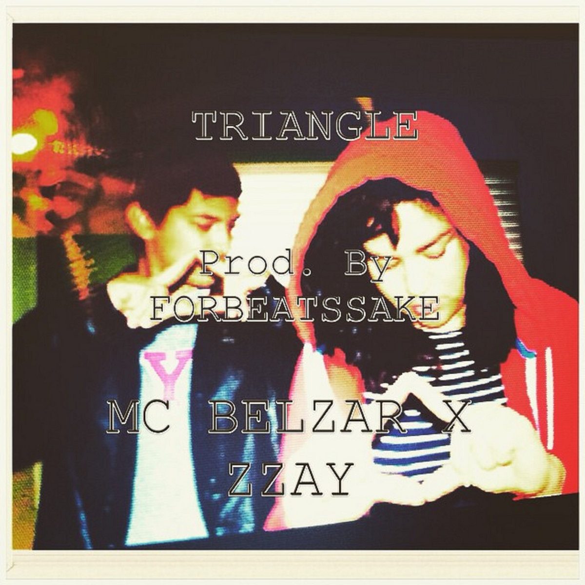 (Single)Triangle Ft Zzay by Belzar