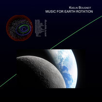 Music for Earth Rotation cover art