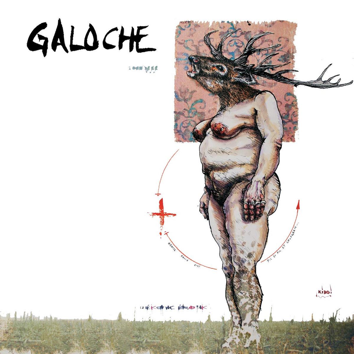 """Résultat de recherche d'images pour """"GALOCHE RIEN NE VAUT LES TRAVERS CD"""""""