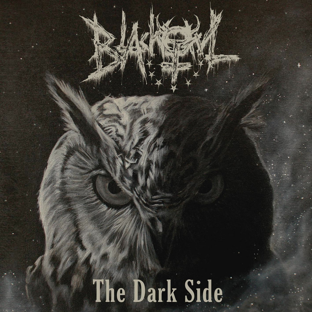 blackowl the dark side black thrash metal band