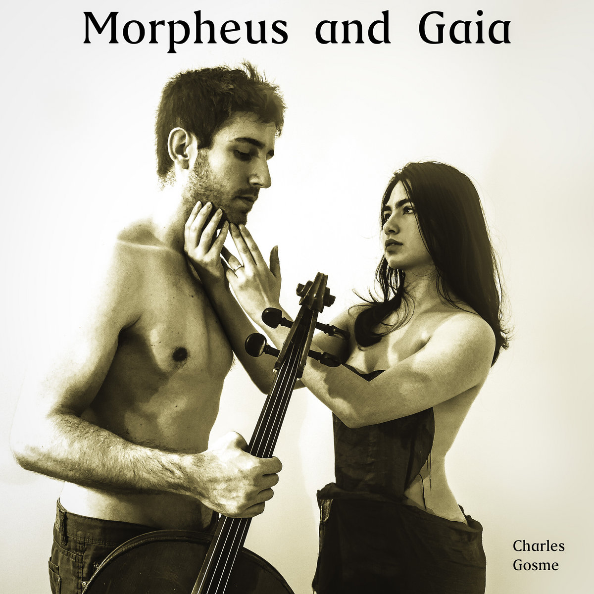 Morpheus and Gaia by Charles Gosme