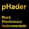 Rock Electronica Instrumentals Cover Art