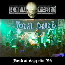 Dead At Zeppelin '95 (Live) cover art