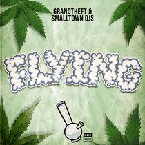 Flying EP (MCR-019) cover art