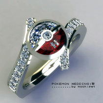 Pokemon Wedding cover art