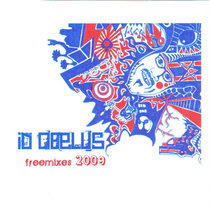 Freemixes 2009 cover art