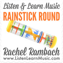 Rainstick Round cover art