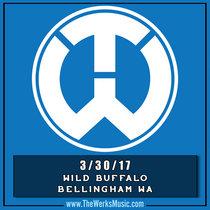 LIVE @ The Wild Buffalo Bellingham, WA. 3/30/17 cover art
