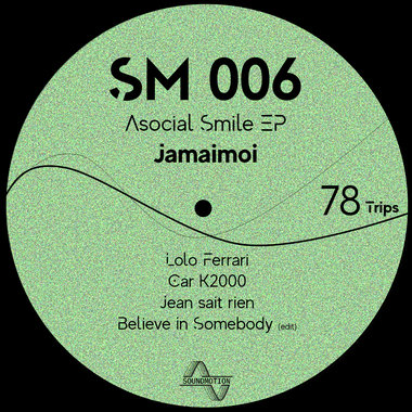 Jamaimoi - Asocial Smile EP [SM006] main photo