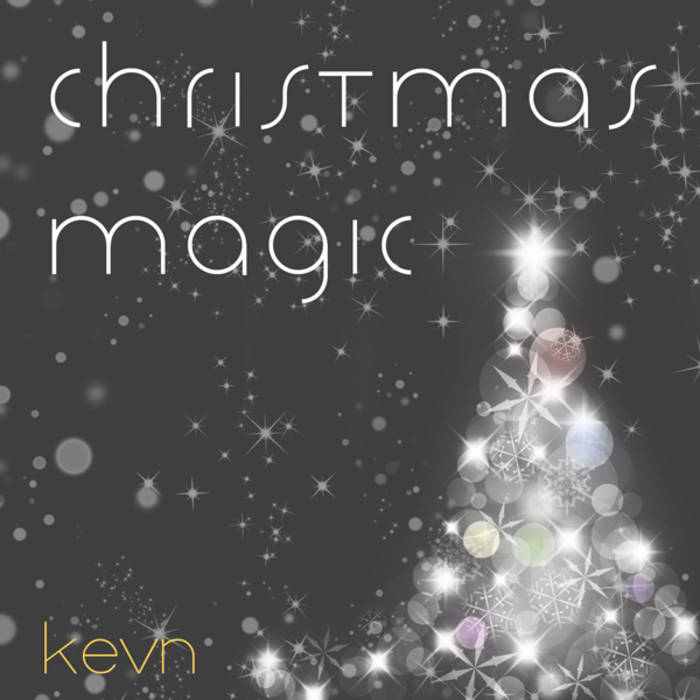 "Special single ""Christmas Magic"" cover art"