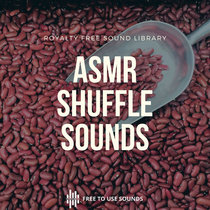 ASMR Sounds   Shuffling Sounds With Kidney Beans cover art