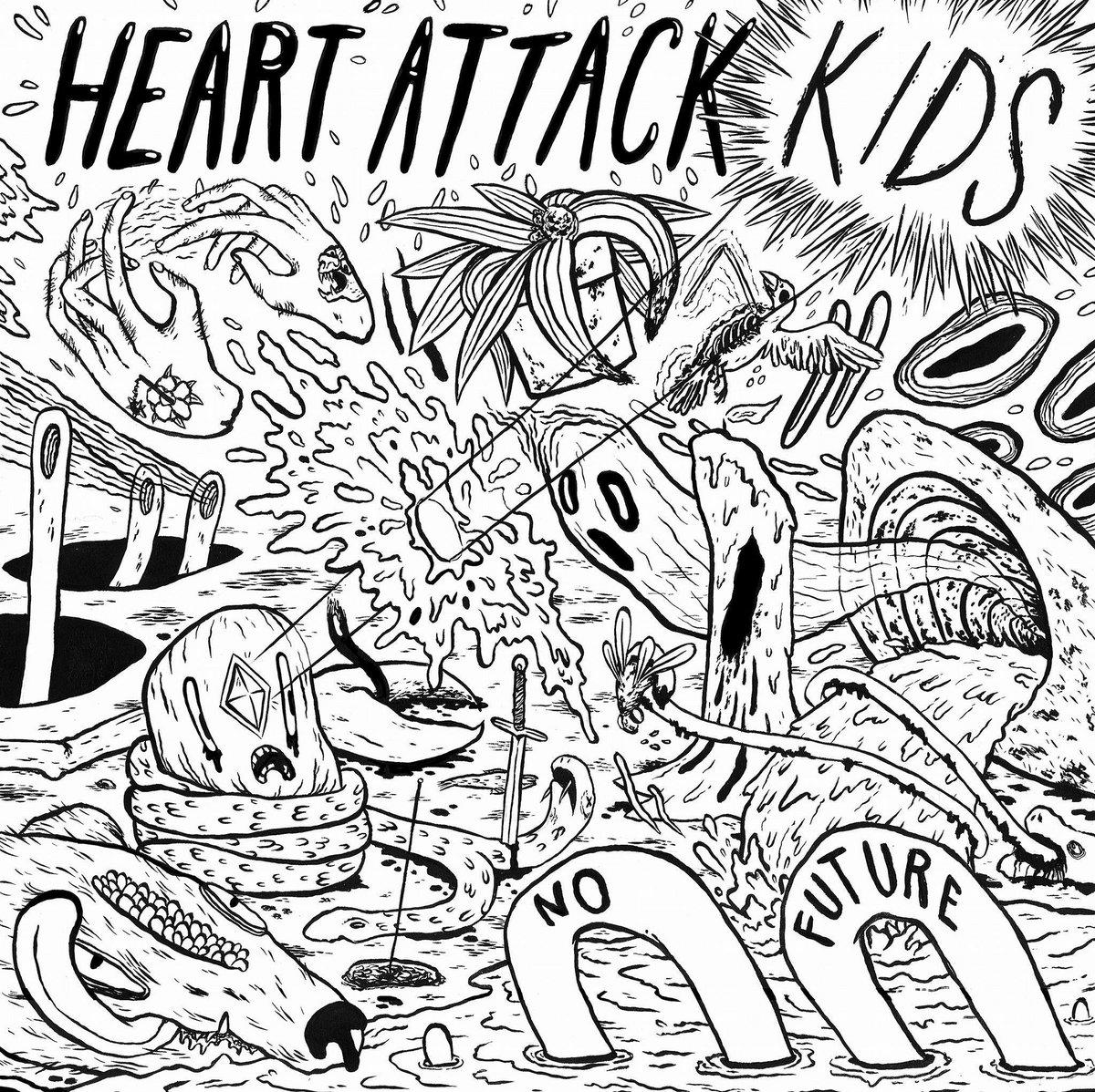 Scatter Brain Heart Attack Kids