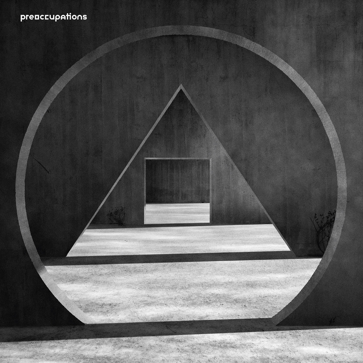 Image result for Preoccupations - New Material (Jagjaguwar) *Grey Vinyl!* $14.99