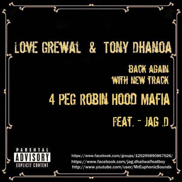 Lyric love robin hood lyrics : 4 PeG Robin Hood Mafia ft.Jag Dhaliwal | JAG.D