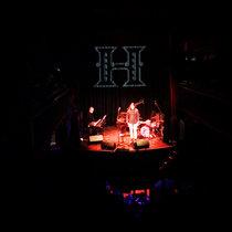 Bird Radio Live at Hoxton Hall with Simon Deacon, London 2017 cover art