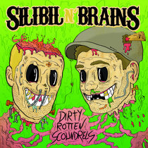 Dirty Rotten Scoundrels EP cover art
