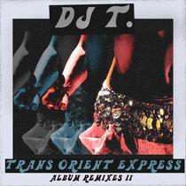DJ T. - Trans Orient Express (Album Remixes II) cover art