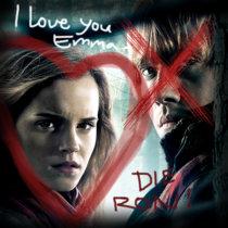 Oh, Emma Watson cover art