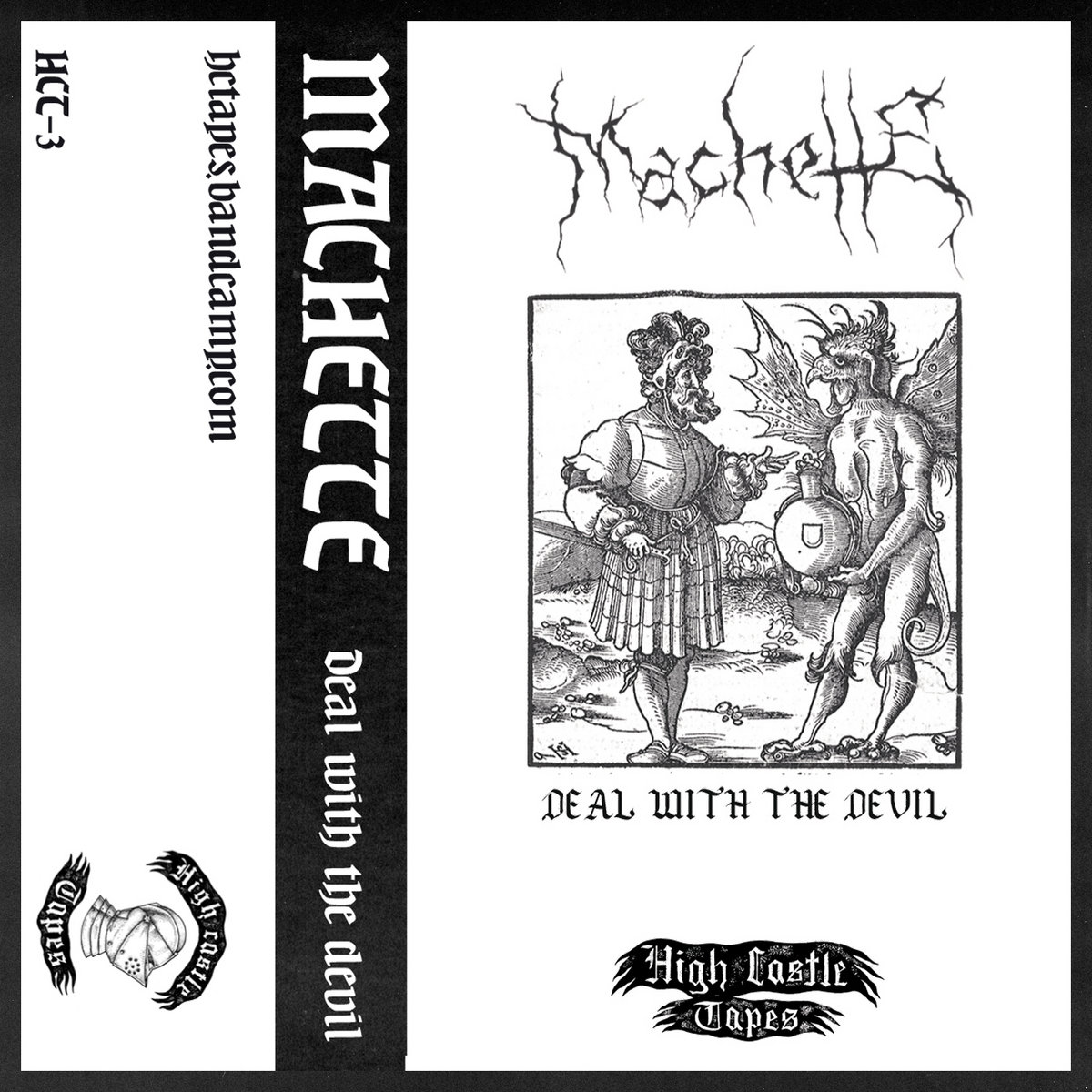MACHETTE - Deal with the devil | High Castle Tapes
