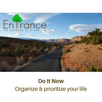 Do It Now – Organize & prioritize your life cover art