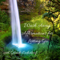 Wash Away: Affirmations for Letting Go cover art