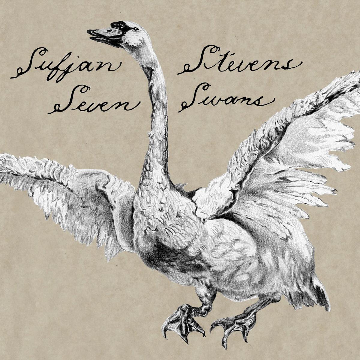 Seven swans sufjan stevens by sufjan stevens m4hsunfo