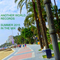 AWR - Summer 2015 In The Mix cover art