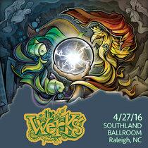 LIVE @ The Southland Ballroom - Raleigh, NC 4/27/16 cover art