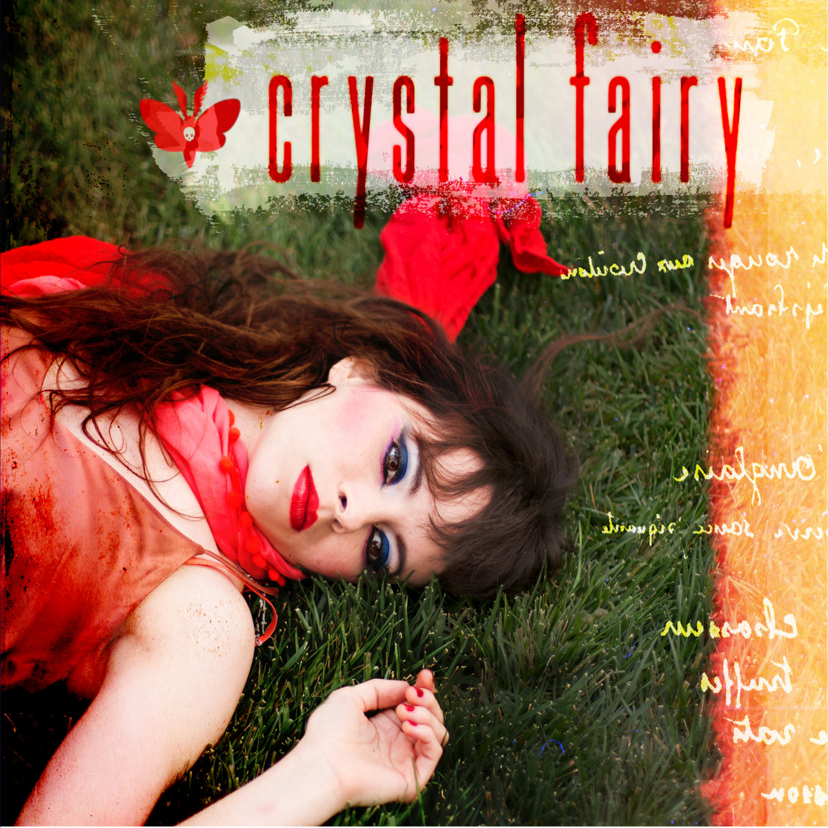 Image result for album art Crystal Fairy: Crystal Fairy