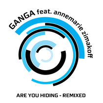 Are you hiding - Remixed (2012) cover art