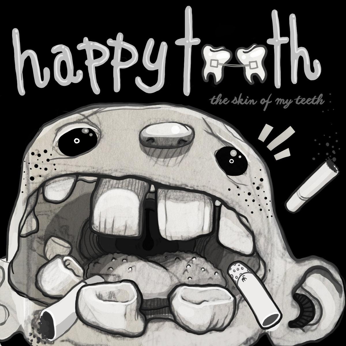 Wesley Willis Happy Tooth Happy Tooth Dug