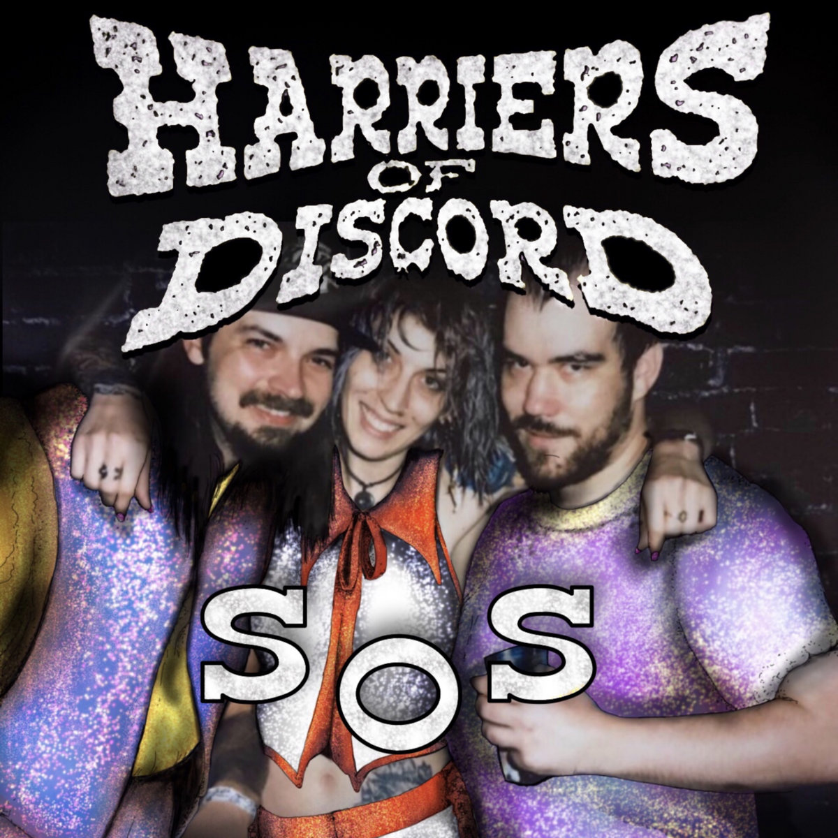 SOS by Harriers Of Discord