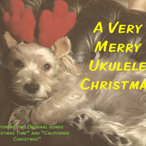 A Very Merry Ukulele Christmas! cover art