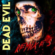 Evil Dead Remixes cover art