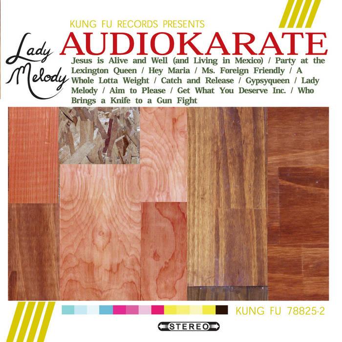 "Audio Karate - ""Lady Melody"""