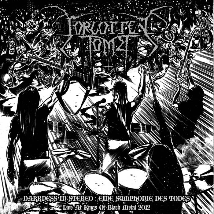 Darkness in Stereo: Eine Symphonie des Todes - Live in Germany cover art