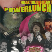 Freak the Big Head cover art
