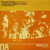 David Duriez - West Way / West Dub [remastered digital edition] cover art