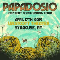 4.17.19   Westcott Theater   Syracuse, NY cover art