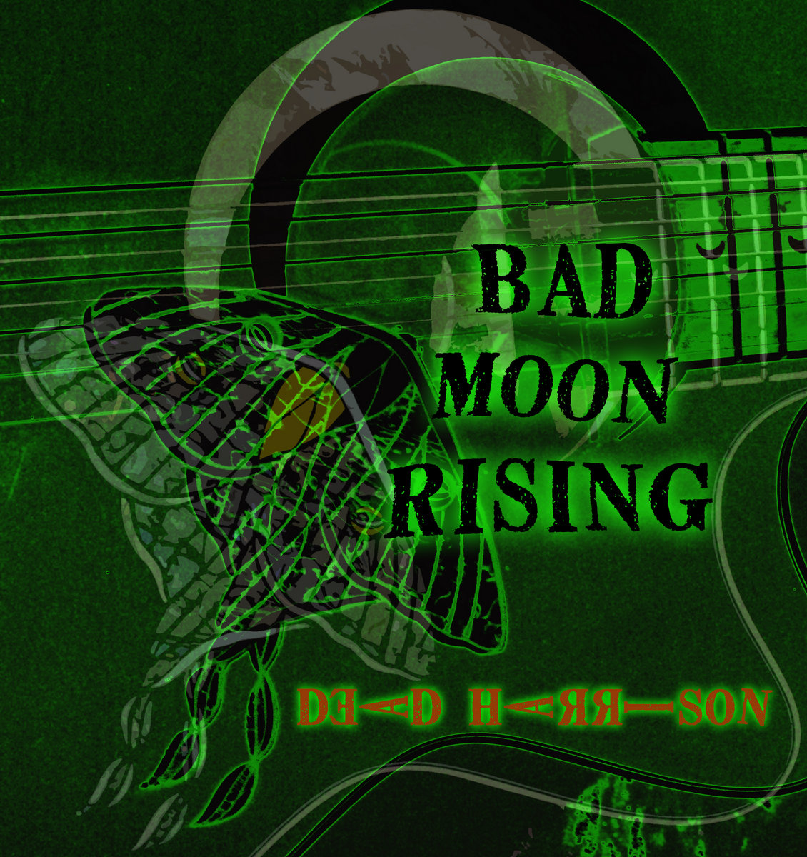 Bad Moon Rising (cover) by Dead Harrison