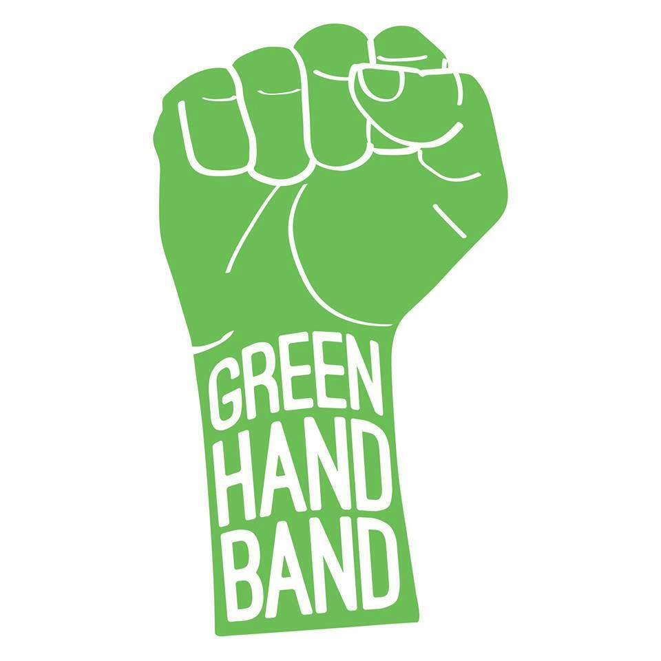 Not 2 Late by Green Hand band